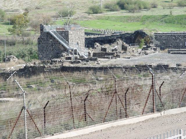 צילום גדר הגבול
