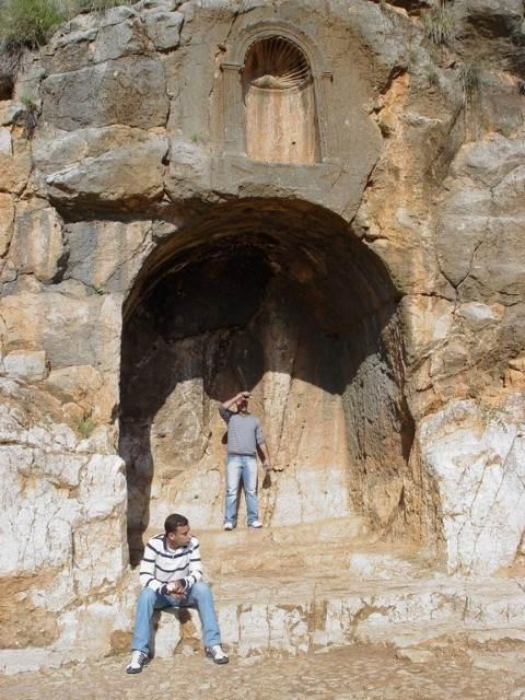 צילום קשת המערה