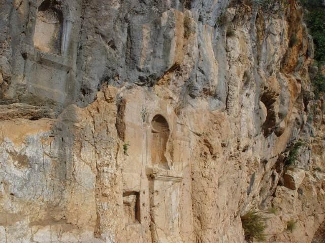 צילום סלע פטרה