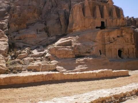סלעים בפטרה
